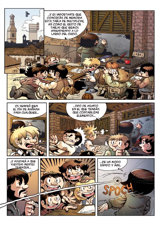 Águila Coja, página 01