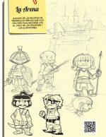 Página 24 - Little Renna y el circo de los dragones #2