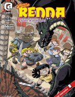 Portada - Little Renna y el circo de los dragones #3