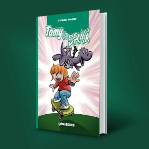 Tamy & Drax - Libro